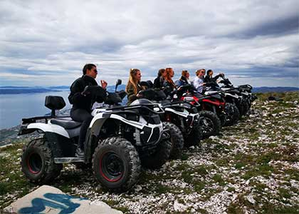 Quad Safari by Mirabella Tours